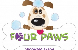 Four Paws Pet Grooming Salon - Barnton