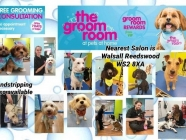 The Groom Room inside Pets at Home Walsall Reedswood