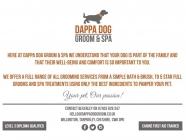 Dappa Dog Groom & Spa