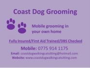 Coast Dog Grooming